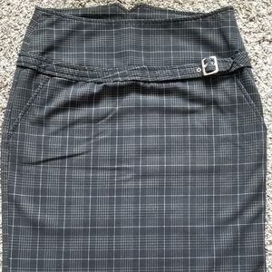 🌹 Star City Black Skirt - Junior Sz 7